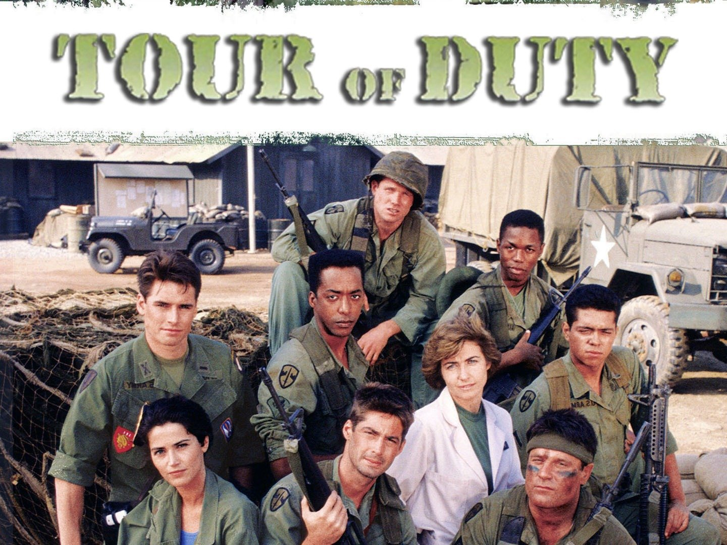Tour of Duty - TV Show, Episode Guide & Schedule | TWC Central